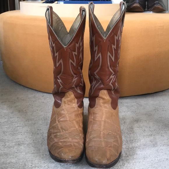 Chris Romero Skin Schuhes    Herren Vintage Elephant Skin Romero Boot   Poshmark cb4dea